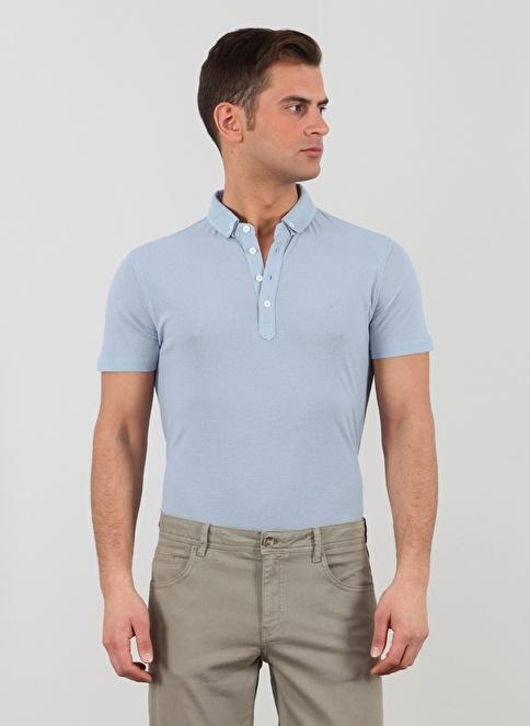 Ramsey Tişört Mavi